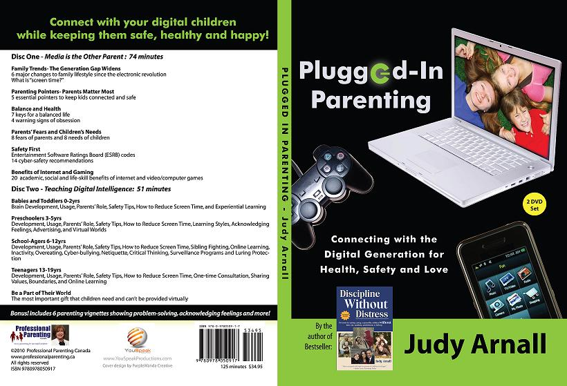 Plugged-In Parenting DVD Cover