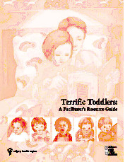 Terrific Todlers logo
